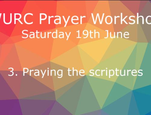 Prayer Workshop 3