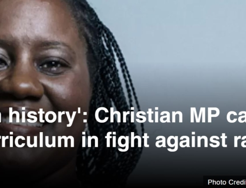 'Black history is British history': Christian MP calls for better black history curriculum in fight against racism
